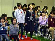 愛知・卒業式 6年生、思い出の校舎に別れ 多くの小学校の画像(愛知に関連した画像)