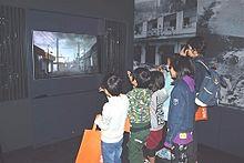 学習室で地震体感 焼津市消防防災施設 改装の画像(施設に関連した画像)