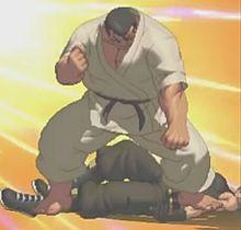 THE KING OF FIGHTERS XIII TAKUMA プリ画像