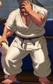 KOF XIII TAKUMA プリ画像