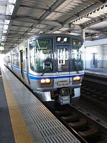JR西日本 521系 プリ画像