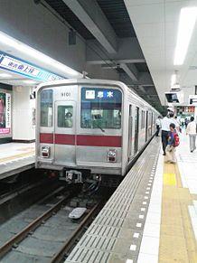 東武鉄道 9000系 プリ画像