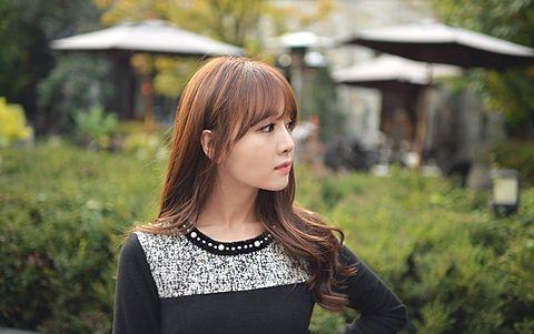 韓国 モデル Kim Shin Yeongの画像(プリ画像)