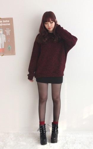韓国 オルチャン ファッション コーデの画像 プリ画像