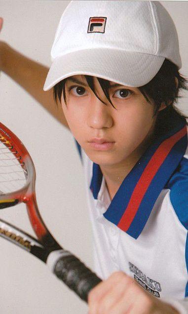 テニスの王子様の小越勇輝がかっこいい