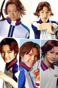 1stシーズン歴代菊丸 文字なしの画像(テニミュ 菊丸 瀬戸に関連した画像
