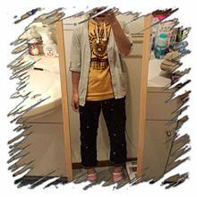 高2男子 コーデ プリ画像