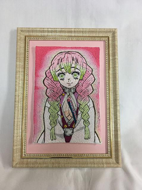 「恋柱」甘露寺蜜璃の画像 プリ画像