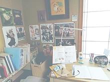 お部屋の画像(勉強机に関連した画像)