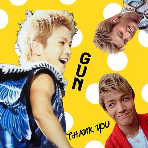 GUNちゃん?の画像(プリ画像)