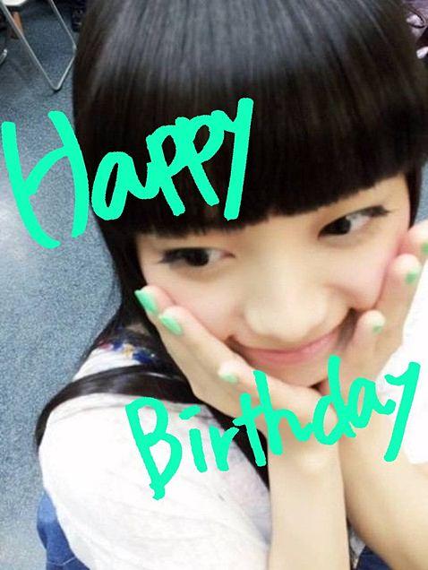 miwa Happy Birthdayの画像(プリ画像)