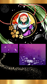 【刀剣乱舞】岩融【薙刀】※自作 プリ画像