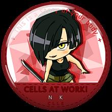 【はたらく細胞】(自作の画像(はたらく細胞に関連した画像)