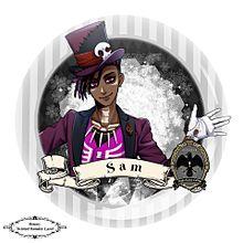 【ツイステ】サムの画像(レイブンに関連した画像)