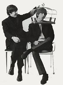 GeorgeHarrison&PaulMcCartneyの画像(GeorgeHarrisonに関連した画像)