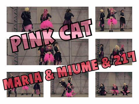 PINK CATの画像(プリ画像)