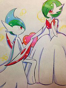 サーナイト&エルレイドの画像(プリ画像)