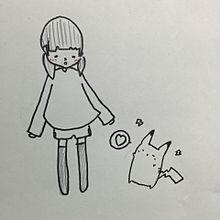 リクエスト / 女の子とピカチュウの画像(ピカチュウ  手書きに関連した画像)