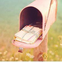 素材 郵便 手紙 ポストの画像(プリ画像)