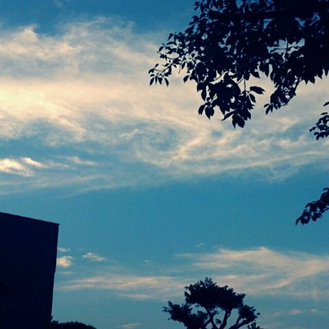 素材 空 雲 青の画像 プリ画像