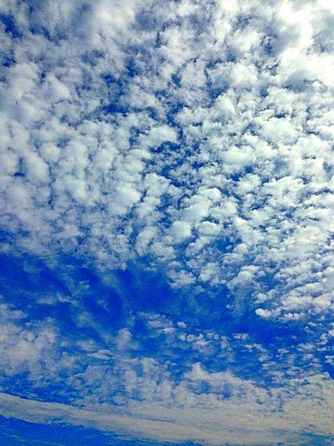 素材 空 雲 青の画像(プリ画像)