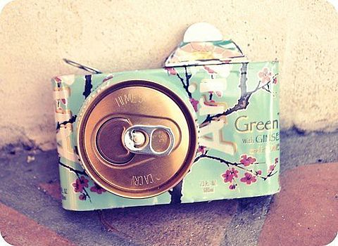 素材 カメラ 缶の画像(プリ画像)