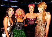 Selena,Nickey,Katy,Taylor プリ画像
