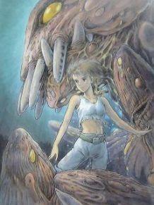 巨神兵とナウシカの画像(風の谷のナウシカ 巨神兵に関連した画像)