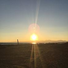 Sunset プリ画像