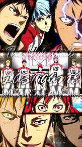 自作|黒子のバスケ LAST GAMEの画像(#LASTGAMEに関連した画像)