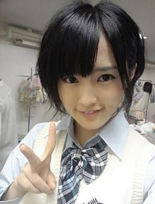 山本彩 NMB48 プリ画像