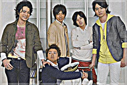 # Arashiの画像 プリ画像