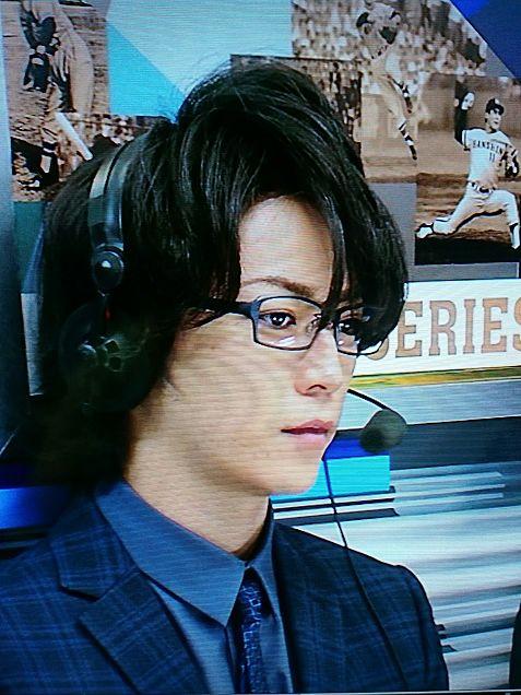 KAT-TUN 亀梨和也 プロ野球中継 巨人×阪神戦の画像(プリ画像)