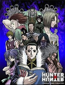 HUNTER×HUNTERの画像(ハンターハンター マチ 幻影旅団に関連した画像)