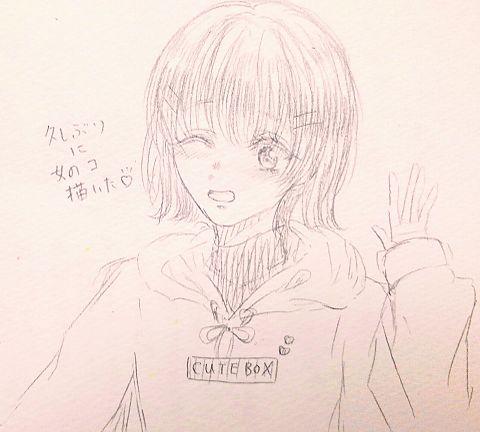 久しぶりの女の子🎀♀の画像(プリ画像)