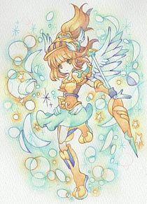 戦乙女アルルちゃん!の画像(プリ画像)