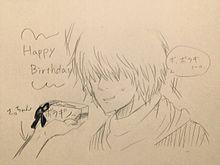 服部さん誕生日おめでと!の画像(服部さんに関連した画像)