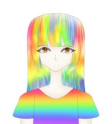 Noisyの画像(虹髪に関連した画像)