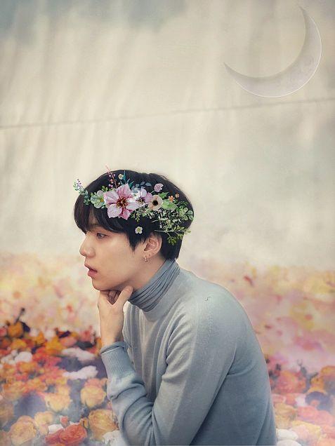 BTS YOONGIの画像(プリ画像)