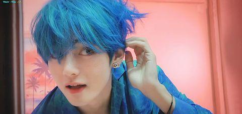 BTS TAEHYUNGの画像(プリ画像)