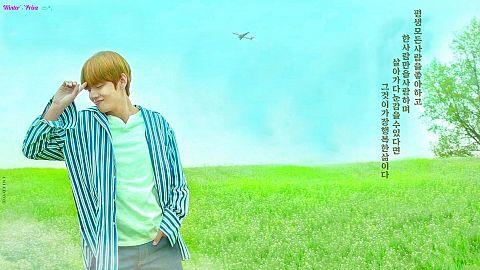 BTS taehyungの画像 プリ画像