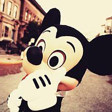 Mickeyの画像(プリ画像)