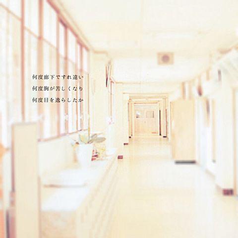 廊下の画像(プリ画像)
