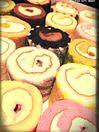 ロールケーキ プリ画像