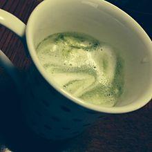 抹茶ラテの画像(プリ画像)