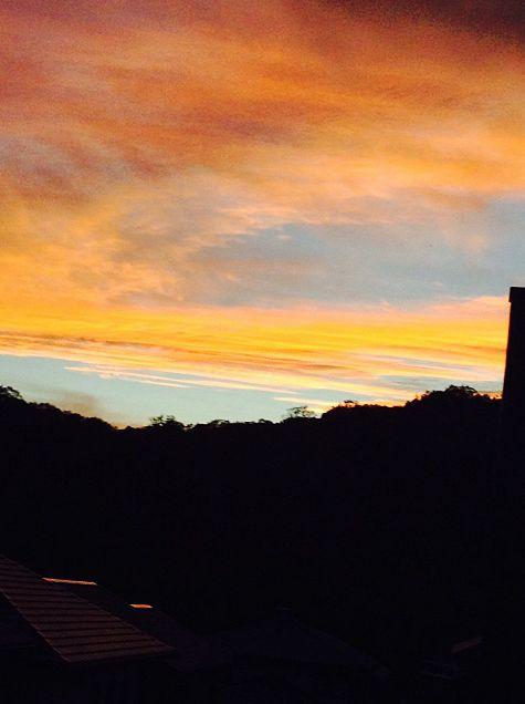 夕日の画像 プリ画像
