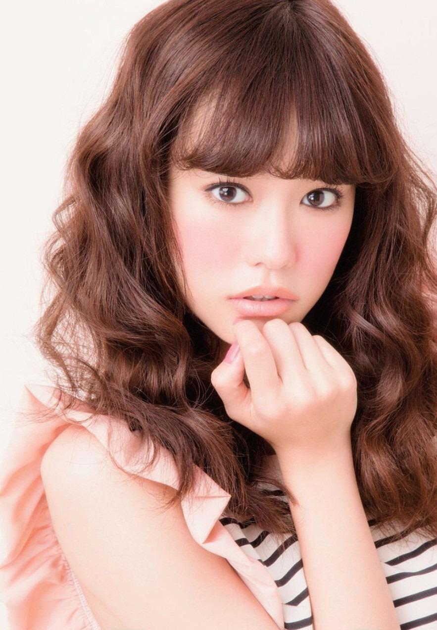 可愛さMAXの桐谷美玲