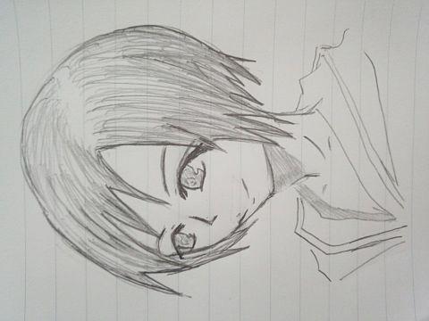 キングダムハーツ シオンを描いてみたのですが…の画像(プリ画像)