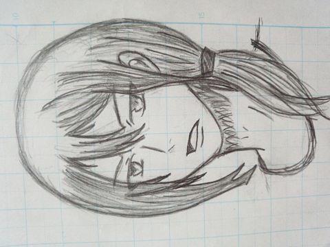 姫川を描いてみたの画像(プリ画像)