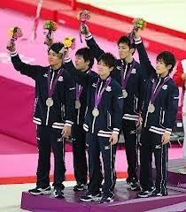 男子体操団体2012 銀メダルおめでとう! プリ画像